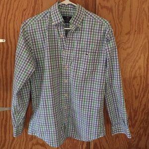 Vineyard Vines Men's Tucker Shirt S